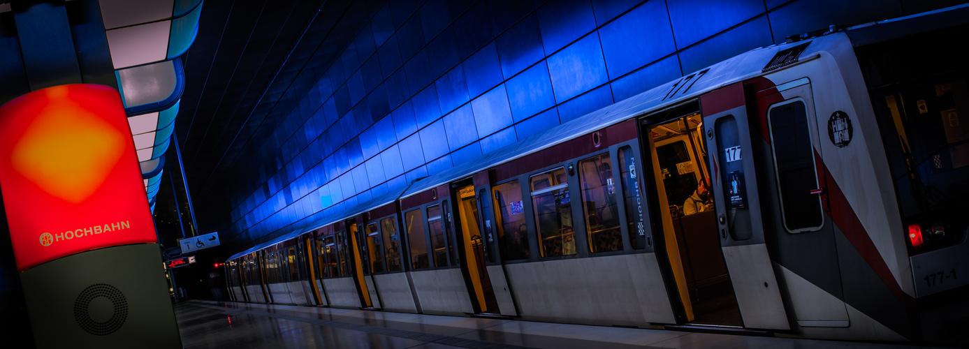 U-Bahnhof Hafen City Univerität - 2