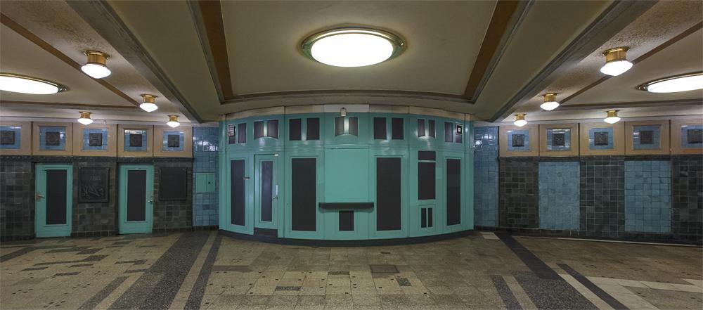 U-Bahnhof Heidelberger Platz II