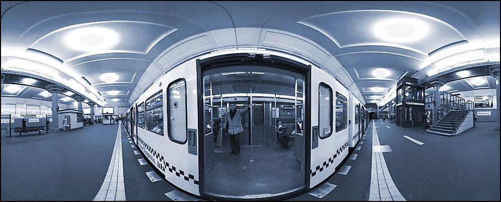 U-Bahnhof Hermannplatz, Berlin