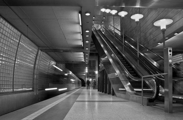 U-Bahnhof Köln - Mülheim - II