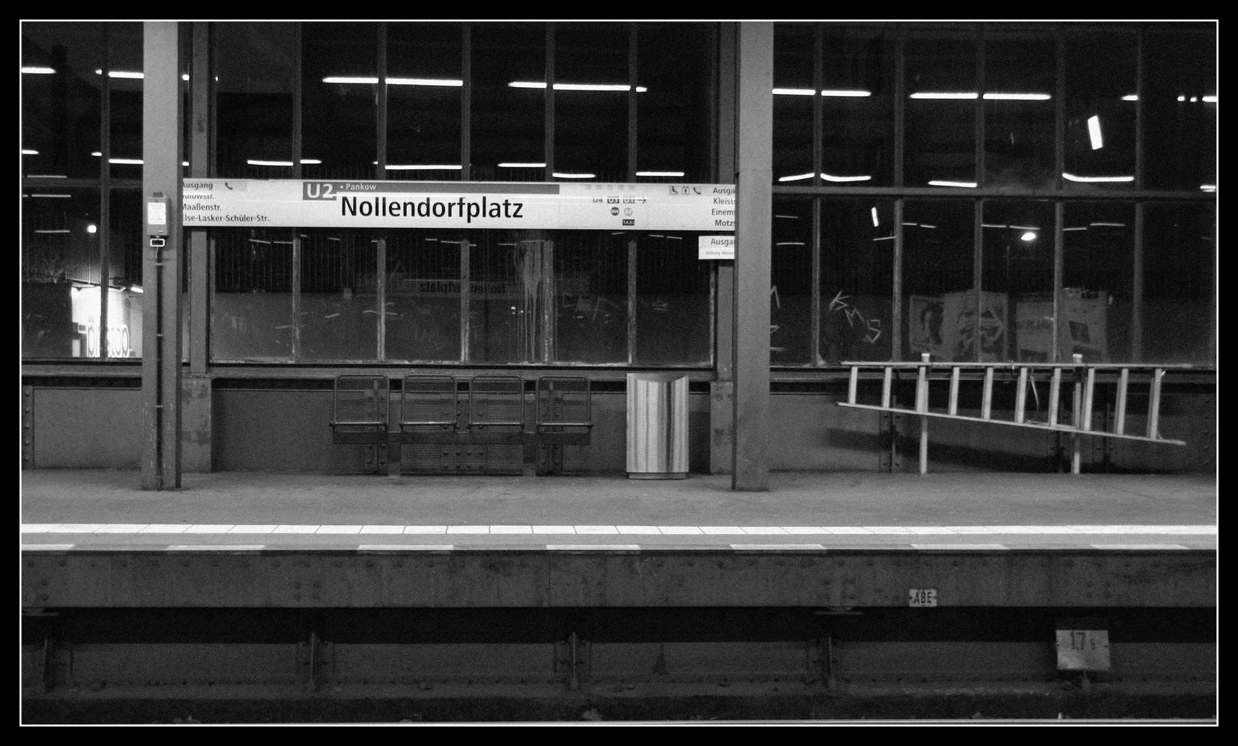U-Bahnhof Nollendorfplatz (1)