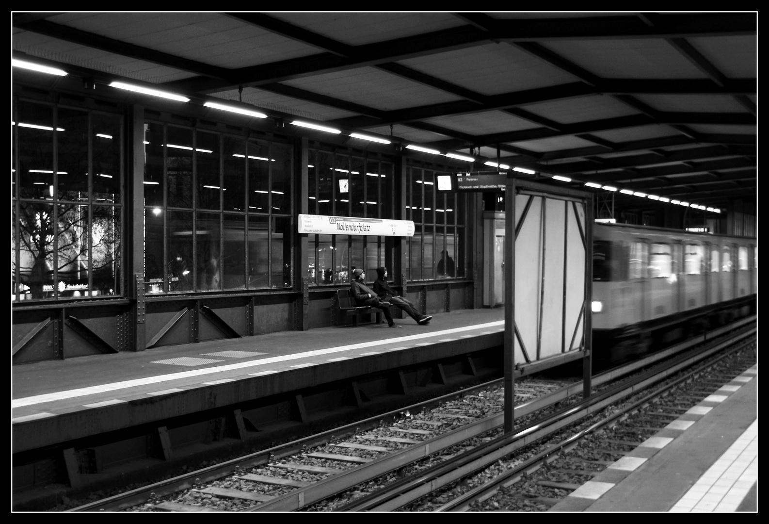 U-Bahnhof Nollendorfplatz
