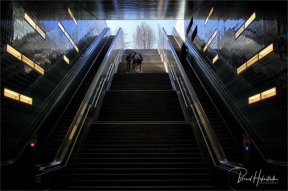 U-Bahnhof Überseequartier
