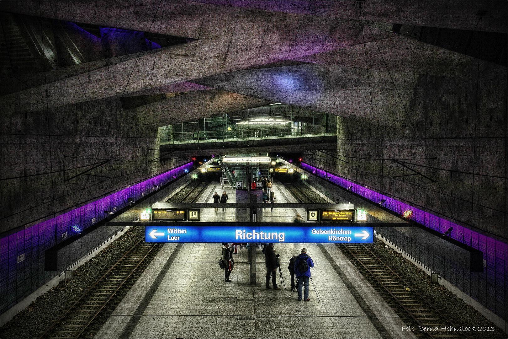 U-Bahnhofsfotografen .....