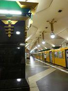 (U-Bahn)Metro Station Rathaus Spandau