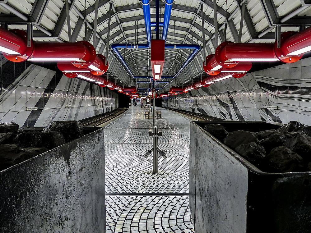 U- Bahnstation