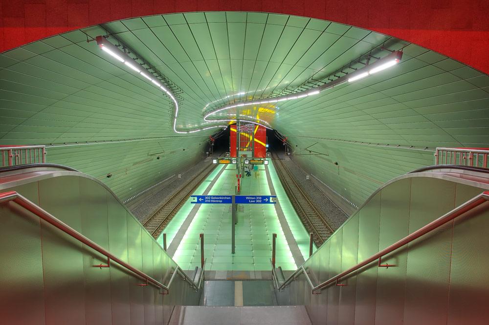 U-Bahnstation Bochum/Lohring