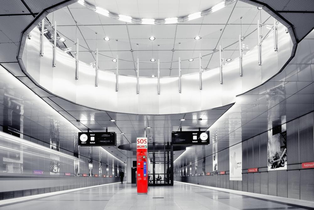 U-Bahnstation Feldmoching