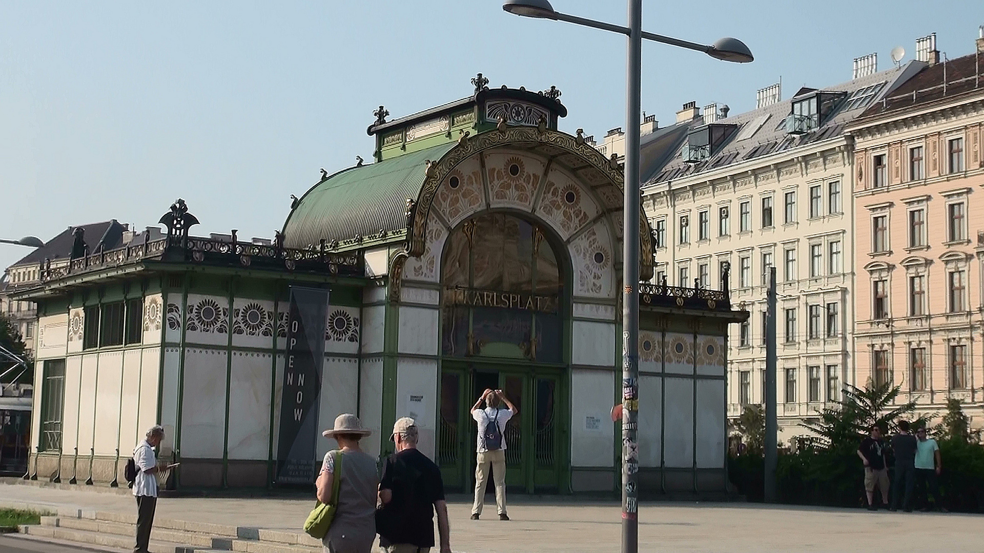 U-Bahnstation Karlsplatz