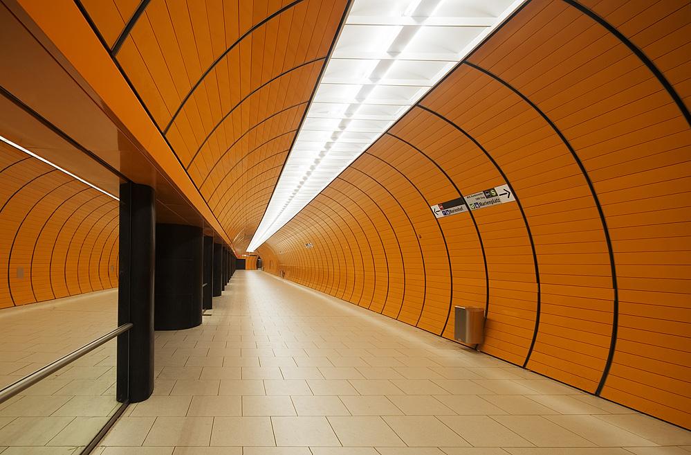 U-Bahnstation Marienplatz (2)