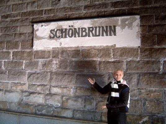 U-Bahnstation Schönbrunn