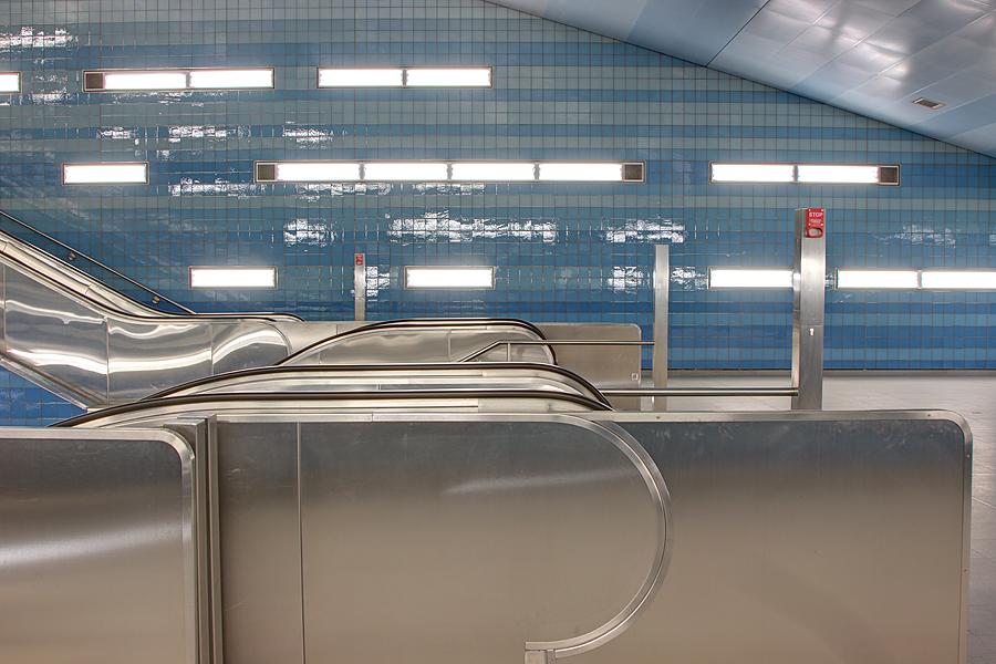 U-Bahnstation Überseequartier