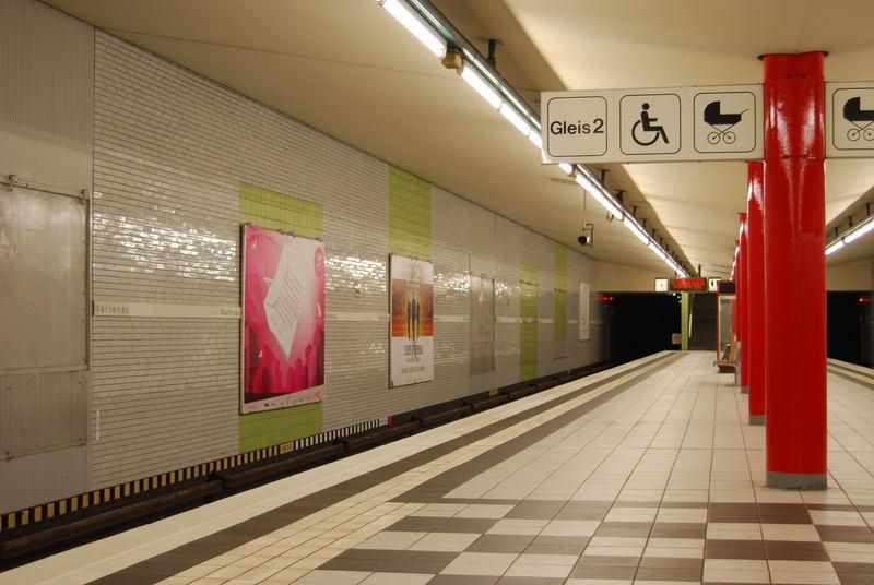 U-Bahnstation (Wartenau)