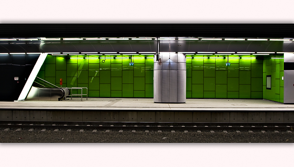 U-Bahnstation Wien-Mitte/Landstraße
