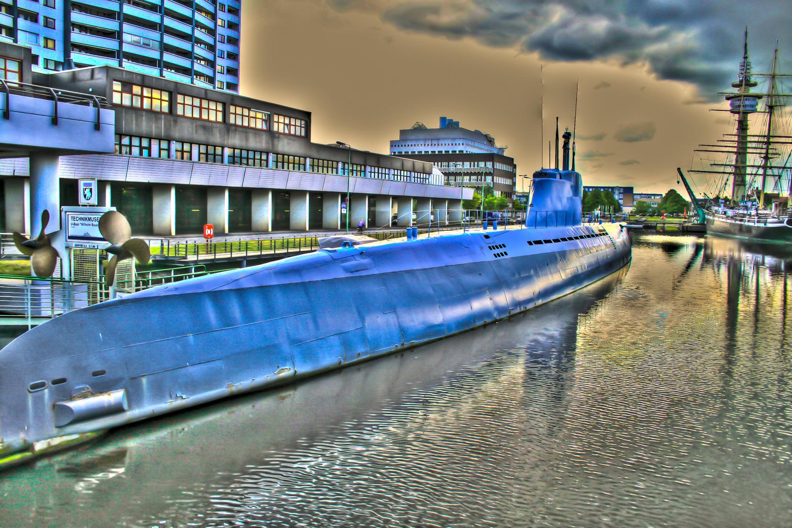 U-Boot Bremerhaven