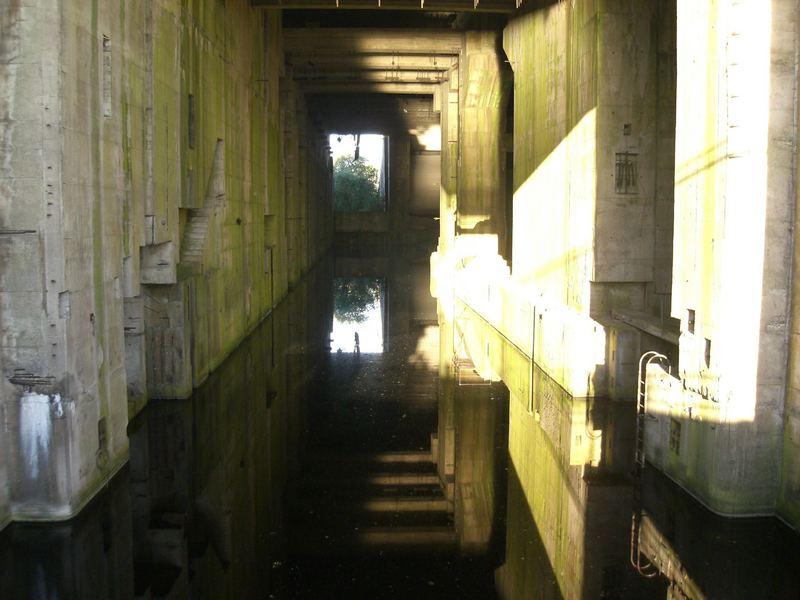 """U-Boot-Bunker """"Valentin"""" in Farge 2"""