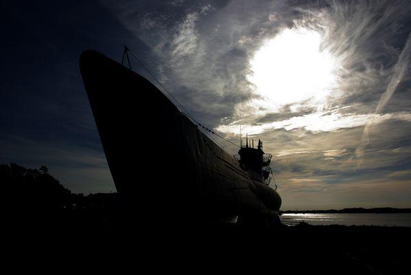 U-Boot Dämmerung