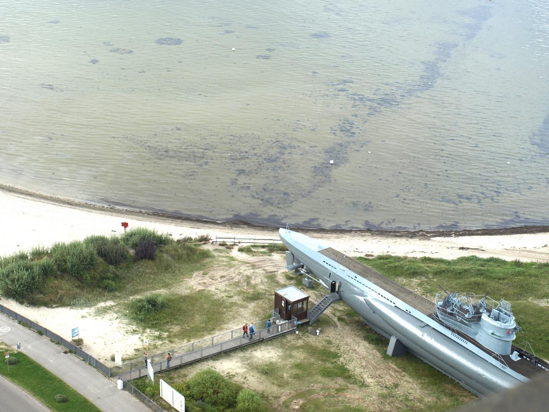 U-Boot Ehrenmal in Laboe - Schleswig-Holstein -2-