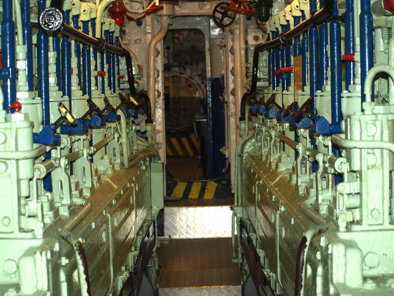 U-Boot Ehrenmal in Laboe - Schleswig-Holstein -4-