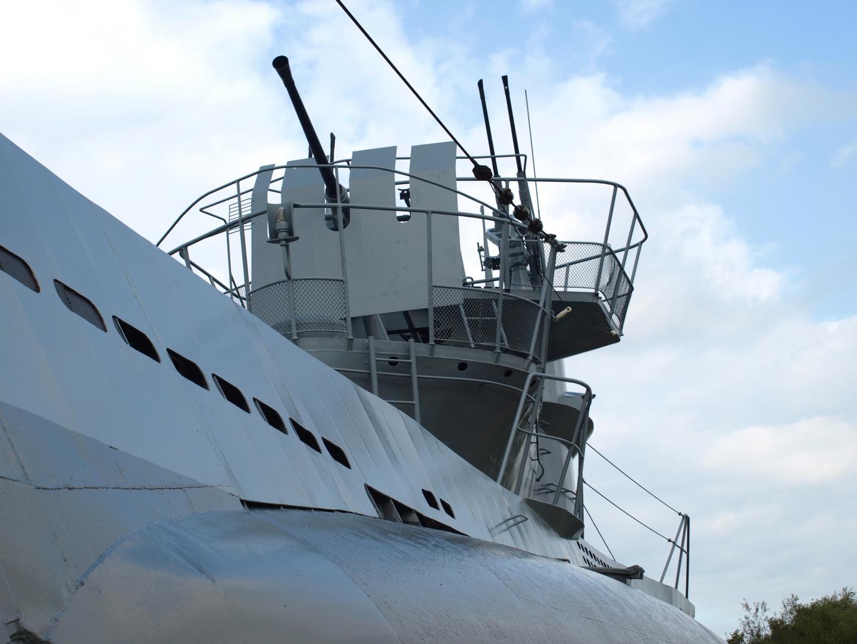 U-Boot Ehrenmal in Laboe - Schleswig-Holstein -6- Ende -