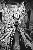 U-Boot in Laboe Torpedoschächte