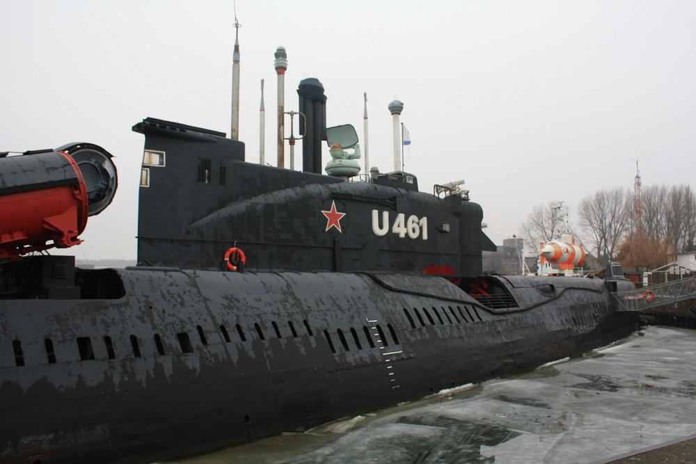U-Boot-Museum in Peenemünde