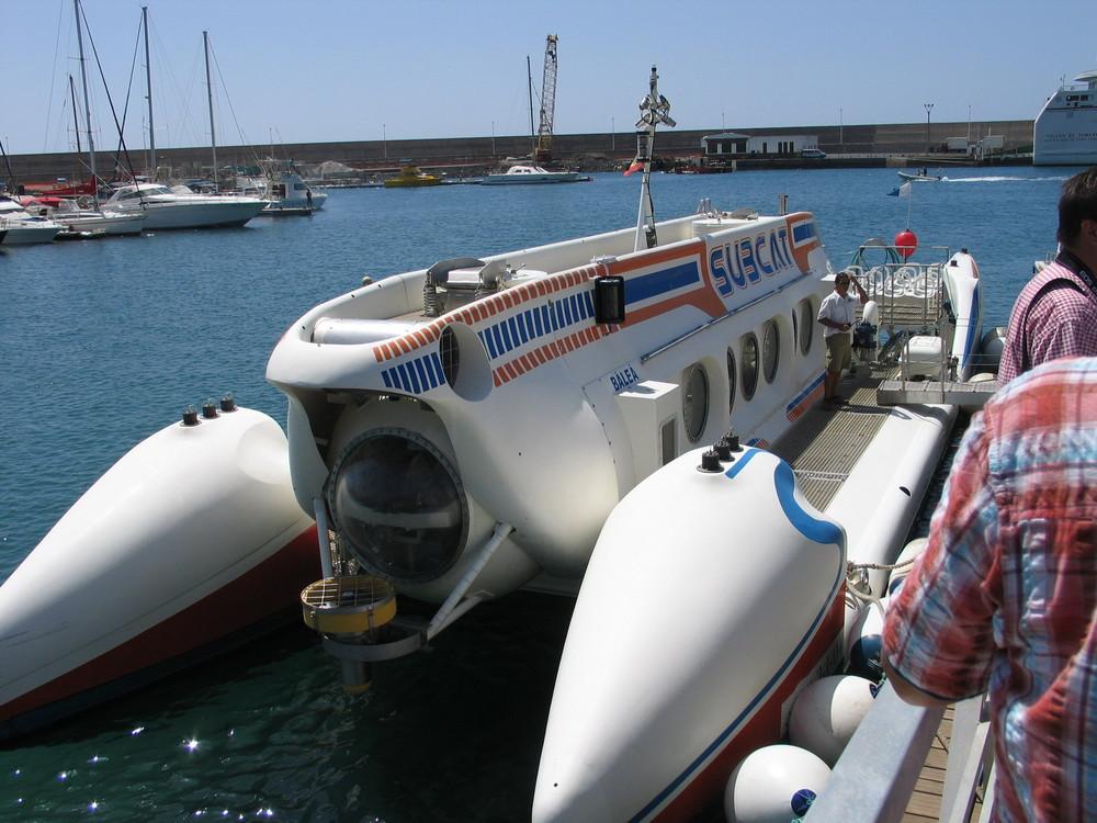 U-boot, Subcat