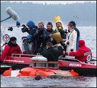 U-Boot-Taufe im Helenesee