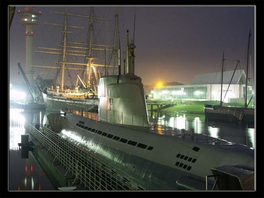 U-boot Wilhelm Bauer (U 2540)