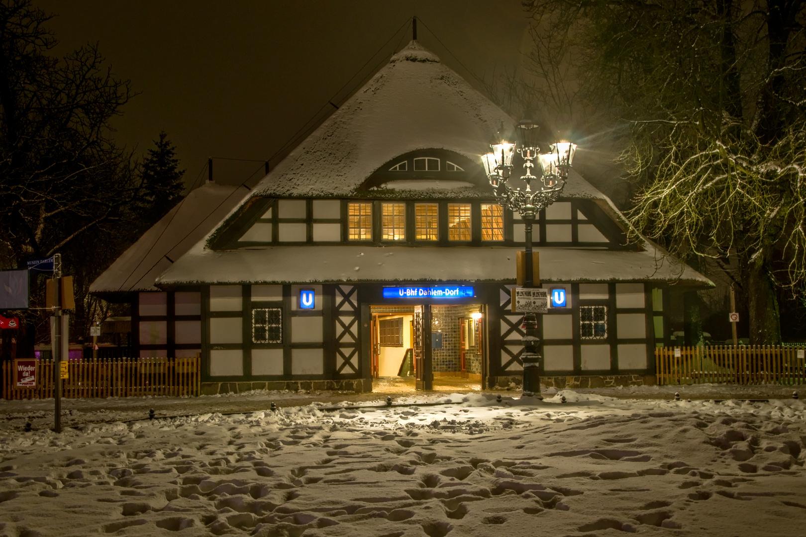 U-Dahlem Dorf