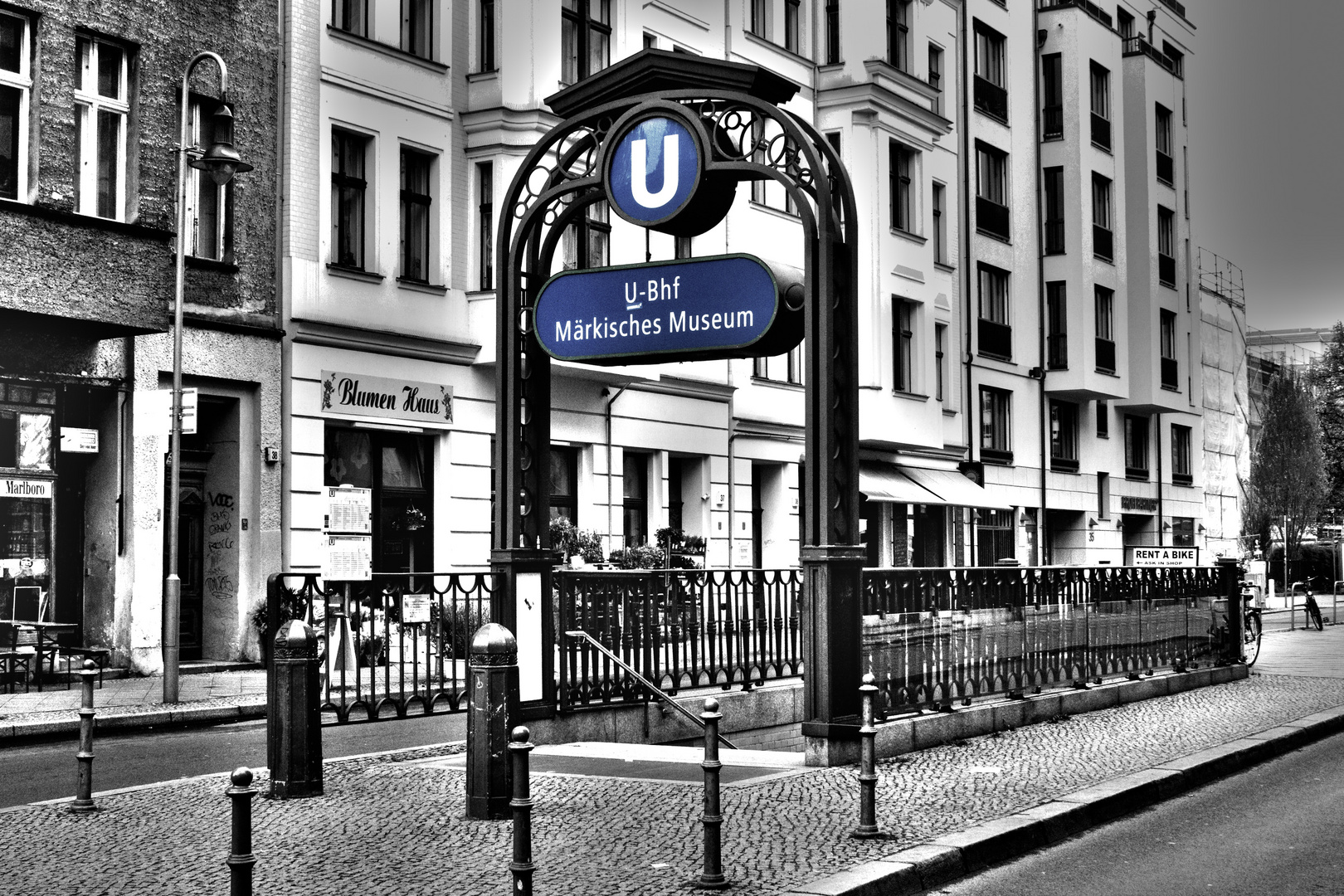 U-Märkisches Museum