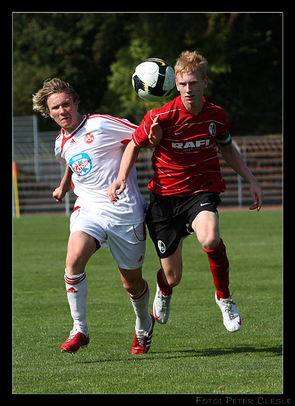 u17: SC Freiburg vs. Nürnberg