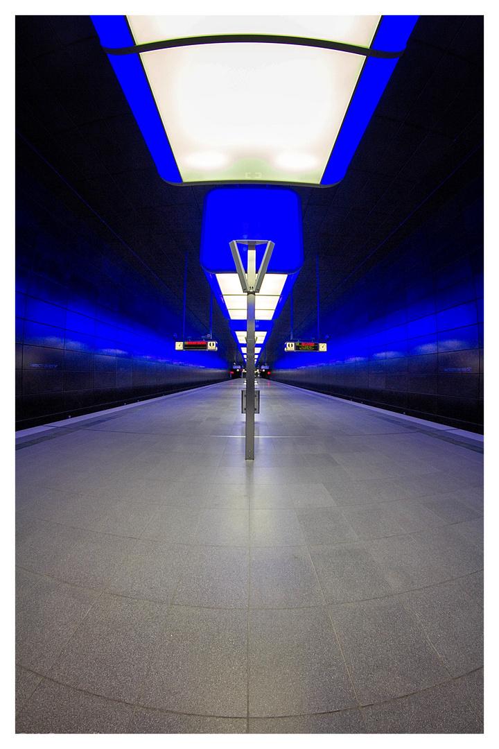U4 Haltestelle Hamburg