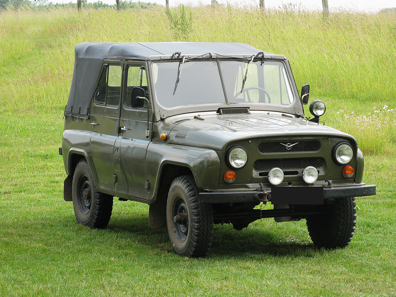 UAZ Geländewagen