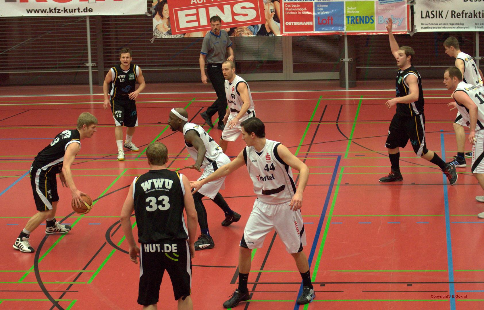 UBC Münster - City Basket