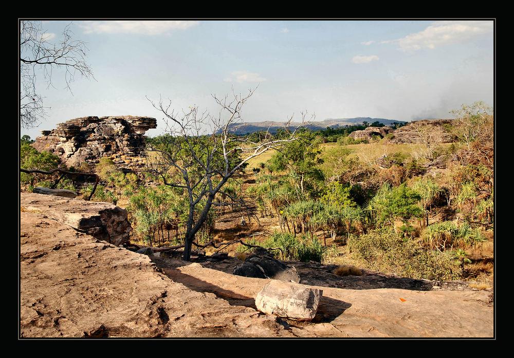 Ubirr, Landschaft
