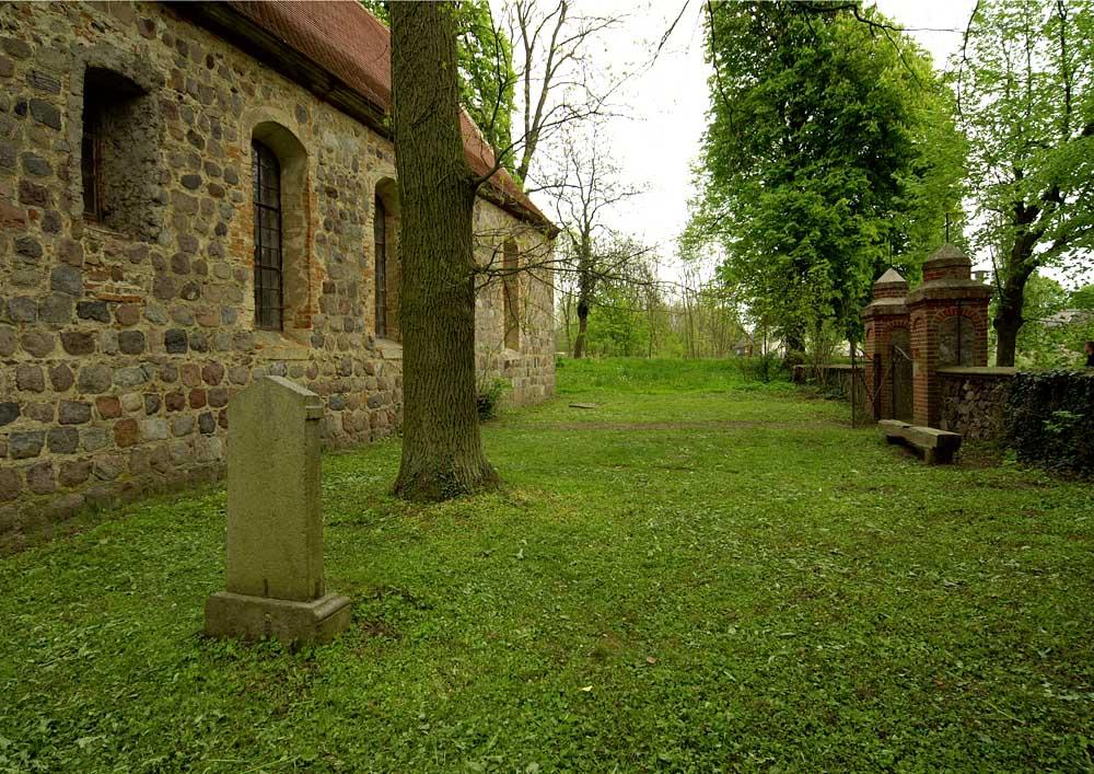 Uckermark - Kirche in Pinnow