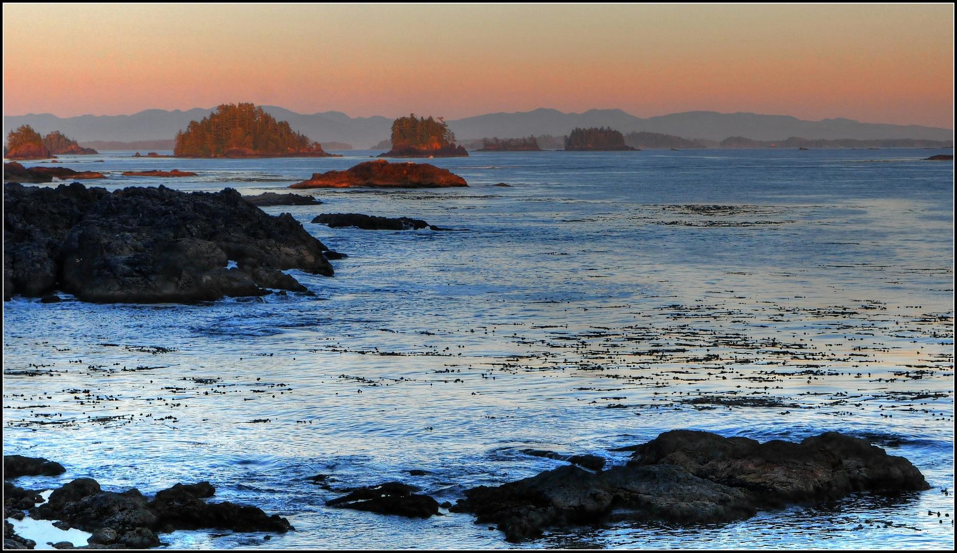 Uculelet Sunset
