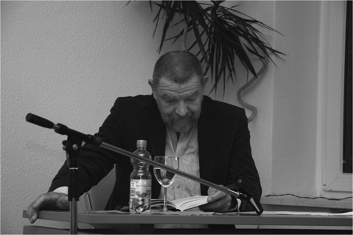 Udo Scheer liest ... (1)