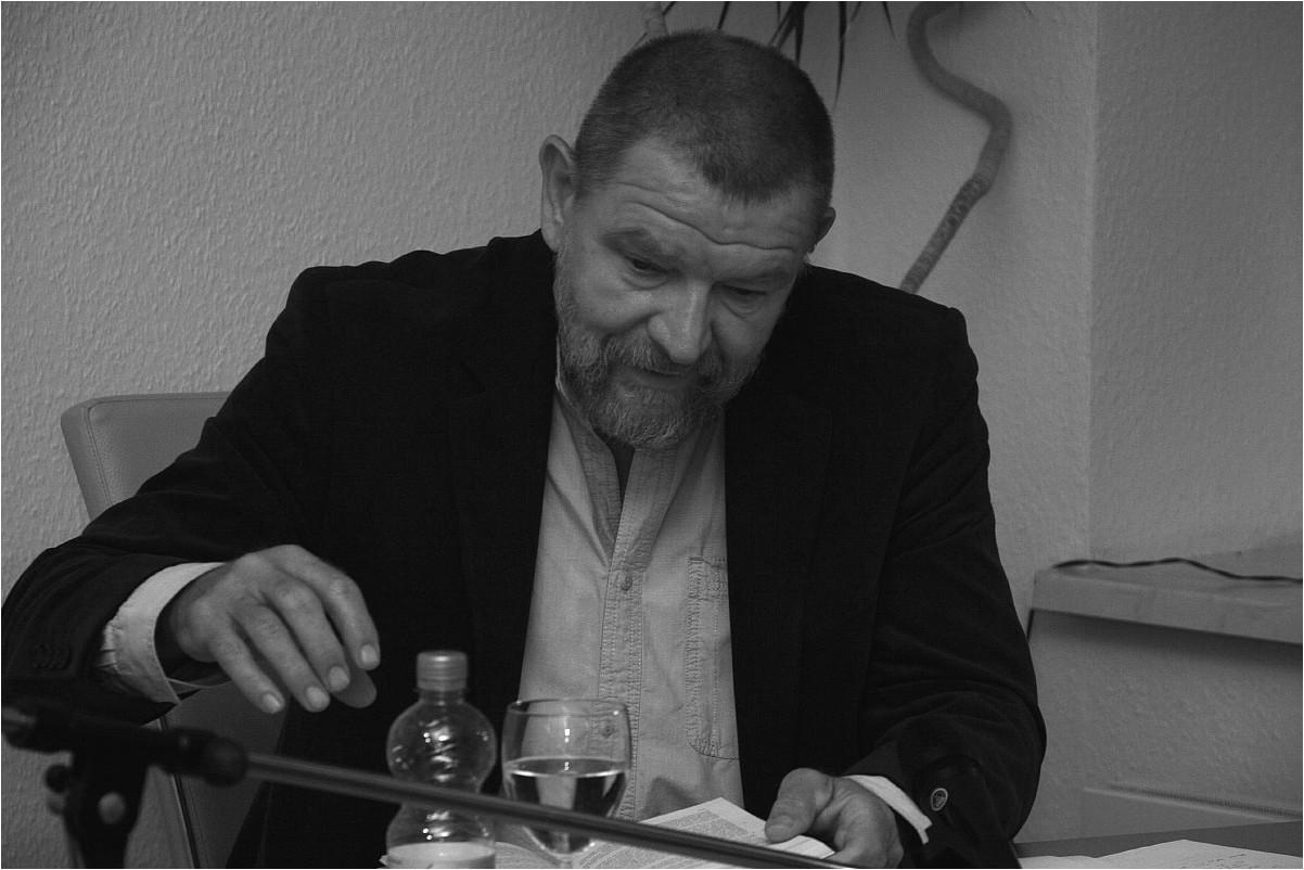 Udo Scheer liest ... (2)