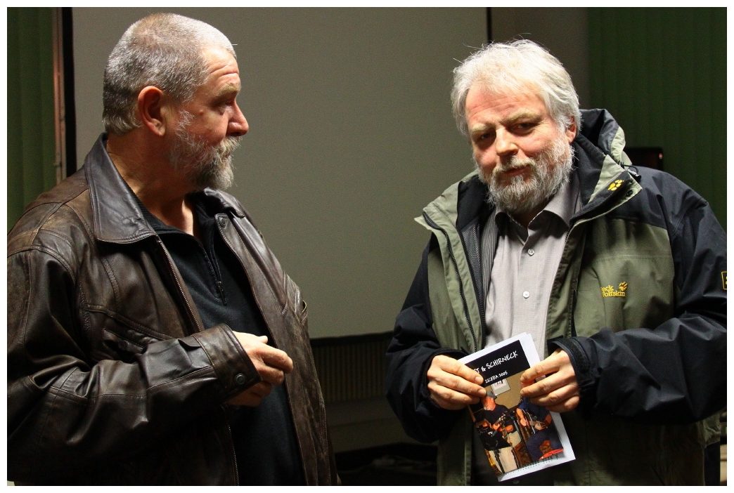 Udo Scheer & Lutz Rathenow