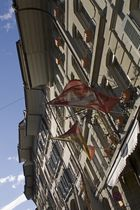 über Bern lacht die Sonne