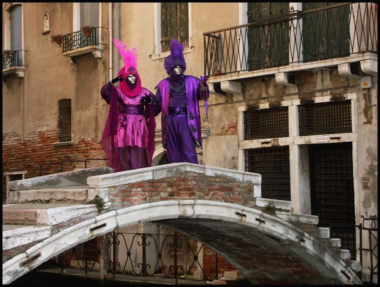 über Brücken mit Sogno Orientale