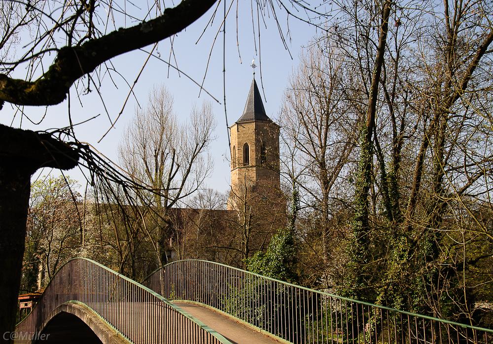 Über Brücken muß man gehen