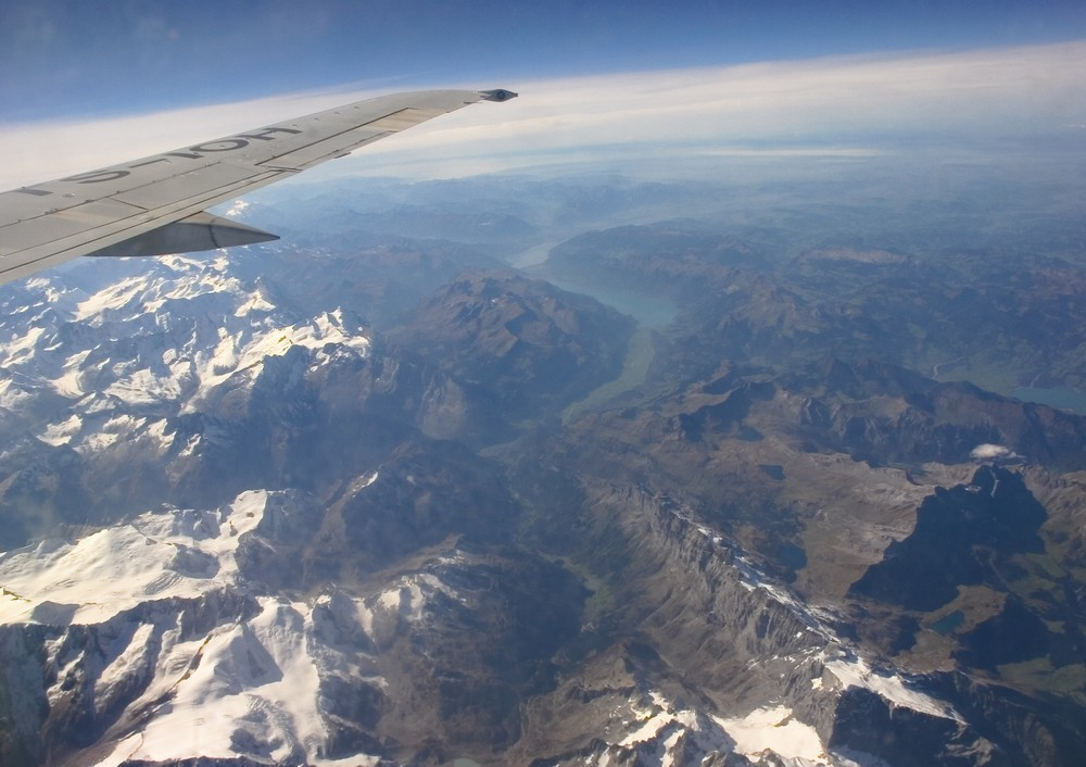 über den alpen I