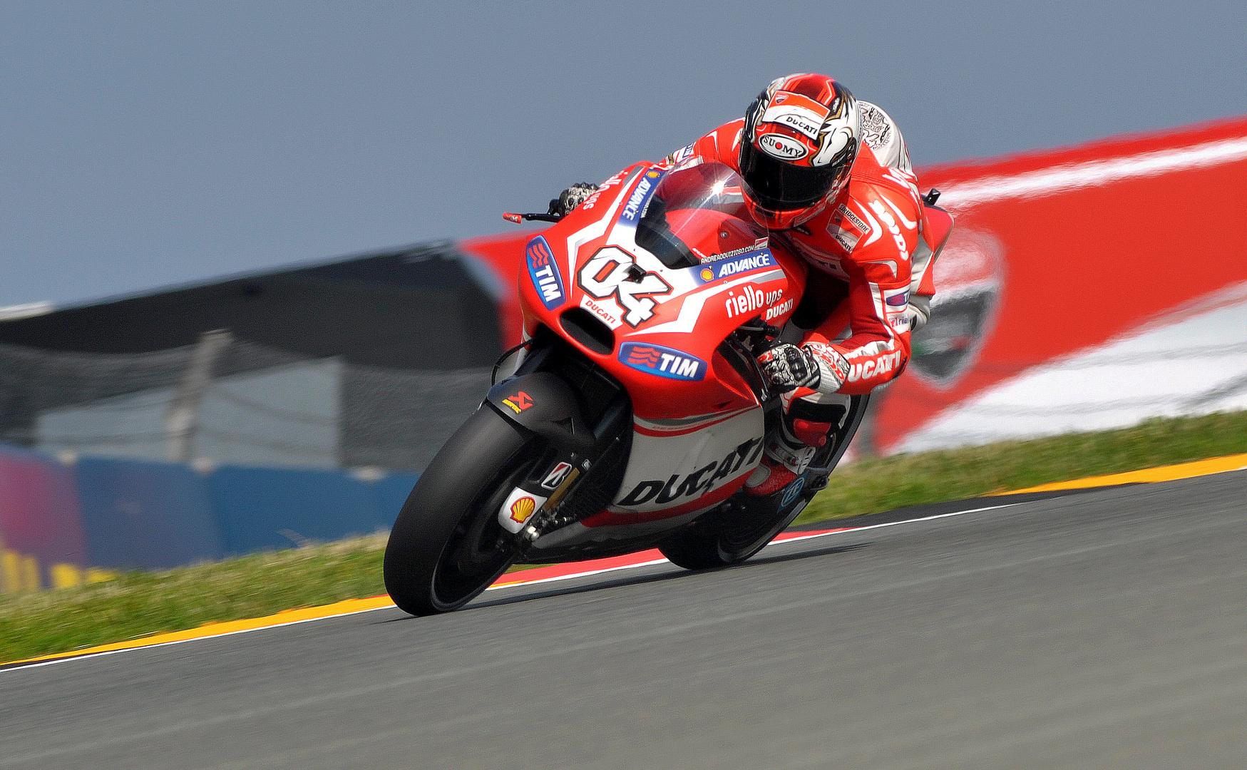 Über den Berg...? Ducati wird immer besser!