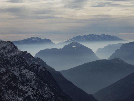 """""""...über den Bergen träumen"""""""