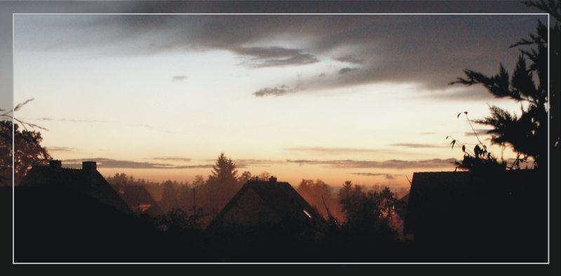 ...über den Dächern