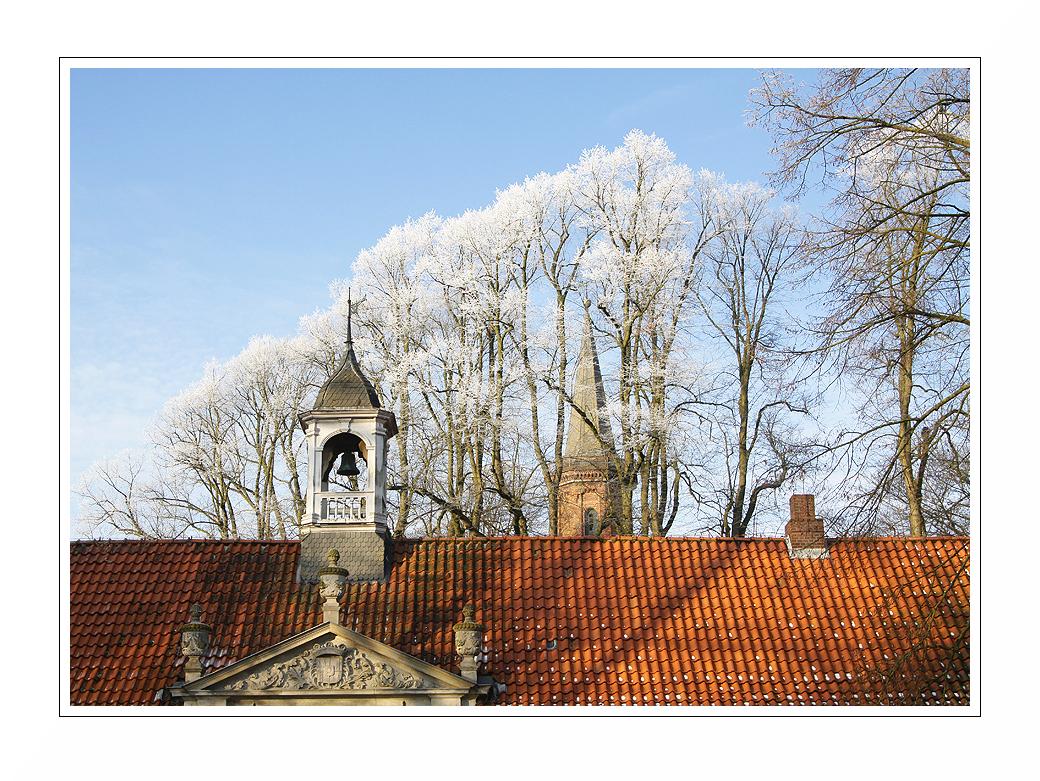 Über den Dächern...........