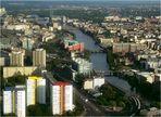 Über den Dächern Berlins (3) Alexanderstraße + Jannowitzbrücke